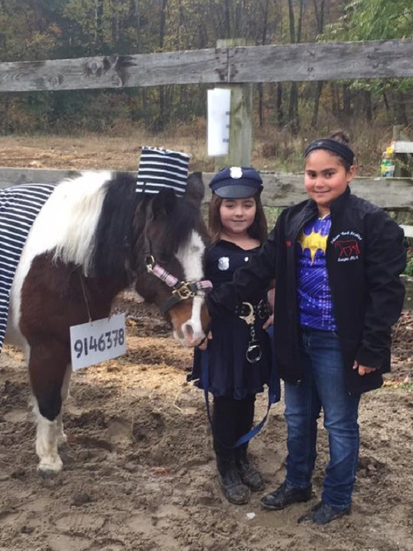 Equestrian Halloween Party 2016